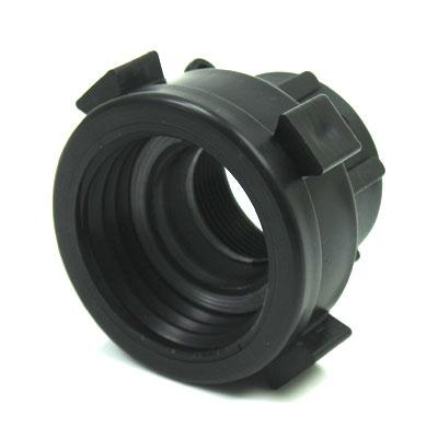 intermediate bulk container adapter s60x6 auf 1 1 2 zoll drehgelenk bsp ig st 685. Black Bedroom Furniture Sets. Home Design Ideas